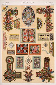 Средневековое искусство и готический орнамент Средневековое искусство и готикический орнамент #59