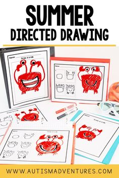 Adapted Book for Students with Special Needs Classroom Layout, Classroom Ideas, Create This Book, Teaching Vocabulary, Directed Drawing, Drawing Activities, School Social Work, School Sets, Autism Classroom