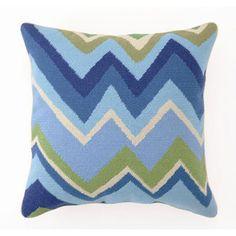Carmel Decor - Trina Turk Embroidered Decorative Pillow