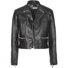 Love this one! Need right now Balenciaga - Leather jacket #leatherjacket #balenciaga #covetme