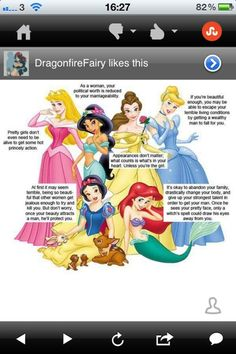 The Rules of Disney - Ouch - truth hurts??