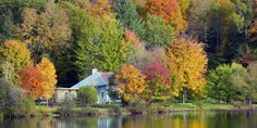 50 Small Towns Across America With the Most Beautiful Fall Foliage - GoodHousekeeping.com