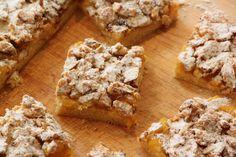 Passionfruit + Almond Shortcake