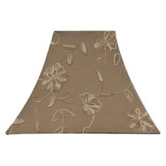 Mix-and-Match Lamp Shade - Brown (Medium), already owned!!