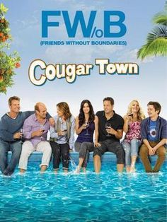 Cougartown Poster Standup 4inx6in