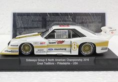 Racer-Sideways-Ford-Mustang-Turbo-Group-5-Miller-North-America-Limited-Slot-Car
