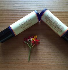 Ray of Hope  Essential Oil Roller Bottle  Emotions  by LittleOils