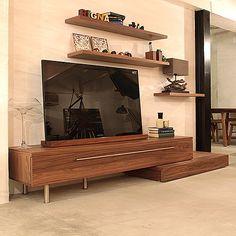 now! time TV units & pedestal ナウタイム テレビユニット+ペデスタル - ヒュルスタの収納家具通販 | リグナ東京