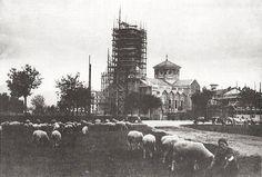 Torino, Santa Rita Agreste, correva l'anno 1933. Foto da Torino Piemonte Antiche Immagini. #torino #santarita #anticheimmagini