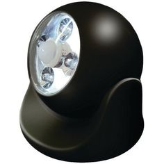Anywhere Light Portable Motion Activated LED Light by MAXSA INNOVATIONS. $37.15. Anywhere Light Portable Motion Activated LED Light. Perfect for any outdoor spot that needs more light. Also great indoors for bathrooms, closets, and hallways. Motion sensor automatically turns light on when motion is detected in the area. 4 super bright LEDs light your way with a range up to 150 feet. 360 degree adjustable swivel head mounts anywhere with included mounting plate. Weathe...
