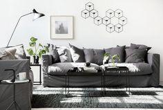 How to style your sofa | heidihallingstad.com