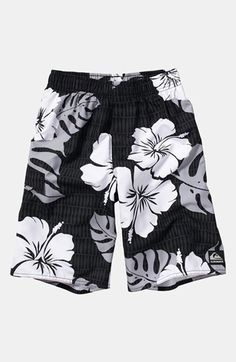 Quiksilver Betta Volley Shorts (Big Boys) available at #Nordstrom