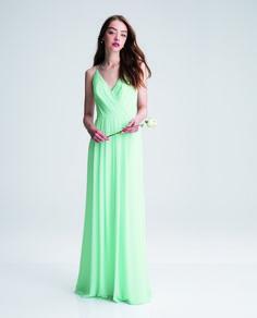 db28f6f5beb Style 1402 in Mint - Bill Levkoff Spring Summer  17 Collection Bill Levkoff  Bridesmaid