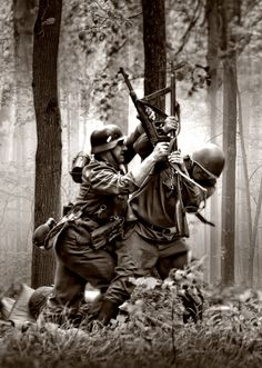 Mortal Combat...WWII