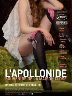 L'Apollonide - souvenirs de la maison close : Affiche