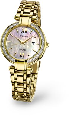 Seiko USA   Watches   Wristwatches   Womens Solar Watch Watches Usa caa6916893