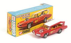 "Mettoy Corgi diecast No.277 ""The Monkees"" - Monkeemobile 1968-72"