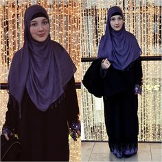 True Hijab | Syar'i| Simply Neutral : Aquila Style
