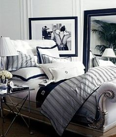 "~ Living a Beautiful Life ~ Lauren Ralph Lauren ""Wiltshire"" Bedding review at Kaboodle"