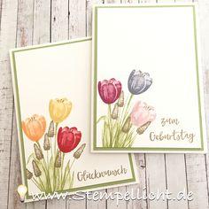 Stempellicht: Gastgeberin Set Tranquil Tulips von Stampin´Up!