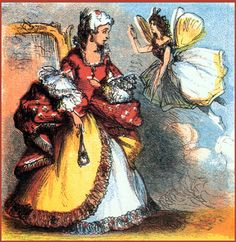 Cinderella, godmother.