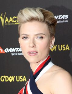 Scarlett Johansson Photos - Actress Scarlett Johansson attends the 2015 G'Day USA GALA featuring the AACTA International Awards presented by QANTAS at Hollywood Palladium on January 31, 2015 in Los Angeles, California. - 2015 G'DAY USA Gala Featuring The AACTA International Awards Presented By QANTAS