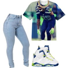 A fashion look from February 2015 featuring blue top, high waisted skinny jeans and metal collar necklace. Browse and shop related looks.