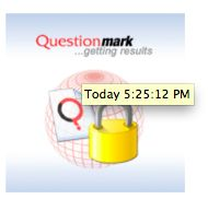 App Name-Questionmark Secure  I would use this app to give students test online for many reasons. It allows me to see where students are on the test how they are doing and keeps them for accusing any other website or app during the test.