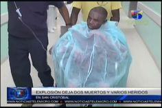 Dos Personas Muertas Y Varios Heridos Tras Una Explosion En La Empresa Llamada Coco Lopez En San Cristobal