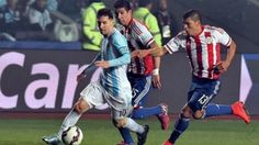 Goalpundit: No goals for Messi but he inspired Argentina Brave...