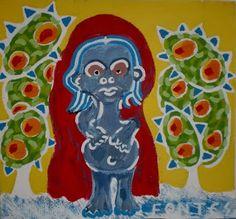 Arte Moderna & Contemporânea: O Capuchinho Vermelho