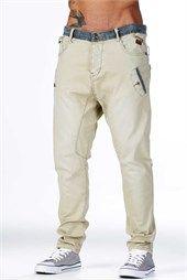 Ανδρικό Παντελόνι In Jeans We Trust Beige - ΟΕΜ