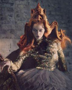 #queen #fantasy #fashion