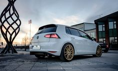 Show us your MK7 - Page 161 - GOLFMK7 - VW GTI MKVII Forum / VW Golf R Forum / VW Golf MKVII Forum