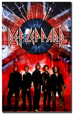Def Leppard https://www.facebook.com/FromTheWaybackMachine