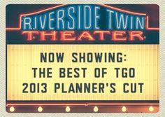 """The best of TGO. 2013 Planner's cut  Alla domanda """"dove andrà il #socialmarketing nel 2014?"""" rispondiamo con questo post che raccoglie il meglio di quel che abbiamo fatto in questo 2013 #smm"""