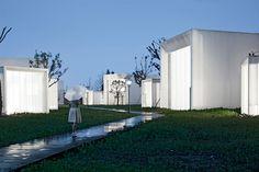 AZL architects: xixi artist clubhouse, china