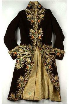 Tailcoat, 1800