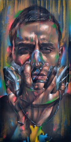 "Artist : Rems 182 ""Emanuele""Ronco""."