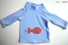 Pullover aus Handtuch / Jumper made from towel / Upcycling