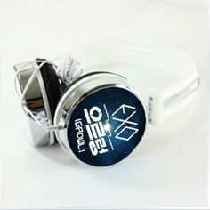 EXO XOXO GROWL Earphone Headset Headphone