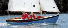 The Paine 14 – A Herreshoff – inspired daysailor – Chuck Paine Yacht Design LLC Spirit Yachts, Sail Racing, Small Sailboats, Best Boats, Yacht Boat, Yacht Design, The Day Will Come, Small Boats, Wooden Boats