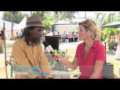 Communiquer avec la nature et la terre - Franswa Tibère, La Réunion - YouTube