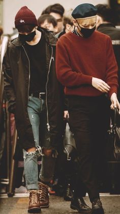 Taekook being daddy together to get me choking BITCH don't even fight me