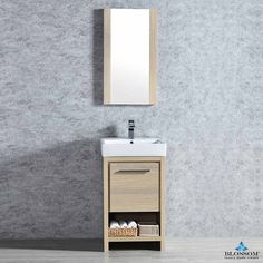 Most current Absolutely Free Bathroom Vanity colors Ideas Selecting the best bathroom vanity in your living space can easily be a challenge with the options w 20 Inch Bathroom Vanity, Best Bathroom Vanities, Wood Bathroom, Modern Bathroom, Small Bathroom, Bathroom Colors, Bathroom Ideas, Vanity Set With Mirror, Wood Vanity
