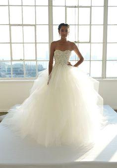 Pin for Later: 150 Robes de la Bridal Fashion Week Automne/Hiver 2016 à Ne Pas Manquer Marchesa