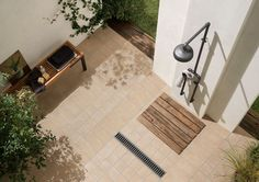 Another great outdoor shower.