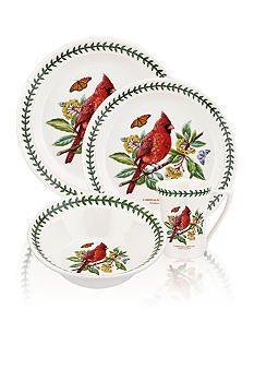 Portmeirion Botanic Garden Cardinal