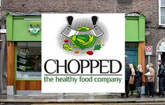 Chopped - The Healthy Food Company Lunch Menu, Top Restaurants, Lunches And Dinners, Healthy Recipes, Healthy Food, Deli, Food Company, Tasty, Luncheon Menu