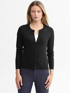 From Banana Republic By Banana Republic Anna Cardigan $58